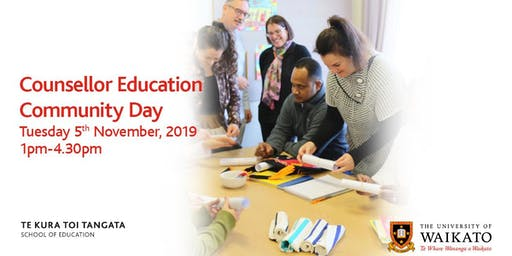 2019 Counsellor Education Community Day
