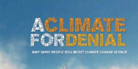 A Climate For Denial tickets