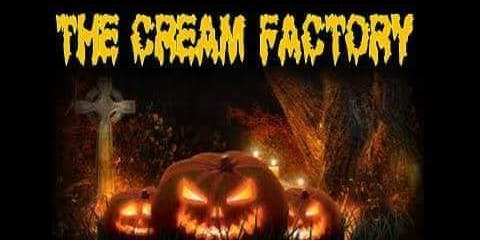 The Cream Factory: Cream-O-Ween