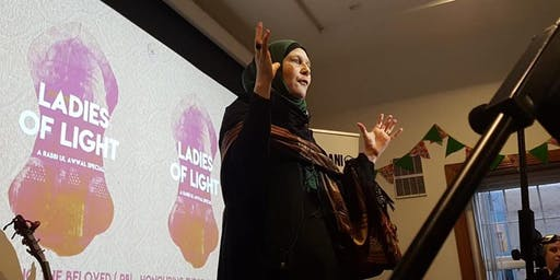 Ladies of Light: Honouring the Beloved ( PBUH)