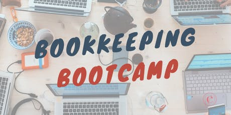 Bookkeeping Bootcamp tickets