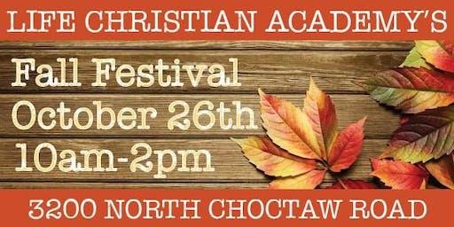 LCA Fall Festival