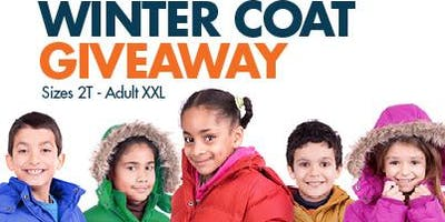 AngelaCARES, New Hope Missionary Baptist Church & PEP Coat  Giveaway