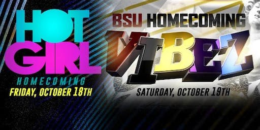 BSU Homecoming Parties @ White River. FRIDAY and SATURDAY!