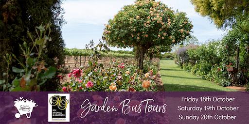 Roy Spagnolo & Associates Spring Fest Garden Bus Tours