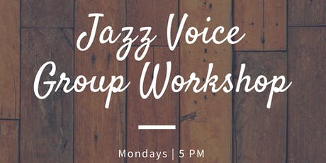Join The Jazz Voice Workshop At Penny Lane Music Emporium tickets