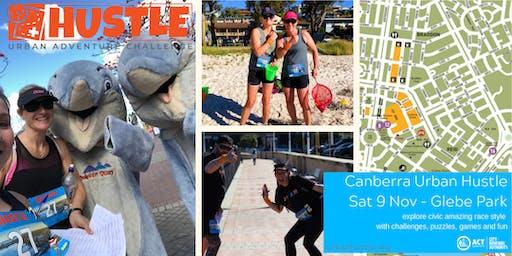 Canberra City Hustle - Urban Adventure Challenge