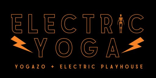 Electric Yoga: Interactive Halloween Yoga