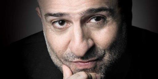 Omid Djalili: A strange bit of history