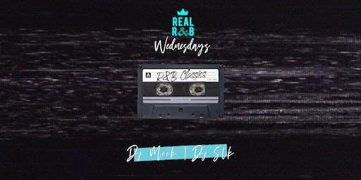 Real R&B Wednesday Nights @Bauhaus Ultra Lounge. Keeping Great Music Alive