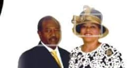 Pastor N.C. Sargent and 1st Lady Sargent 41st Anniversary
