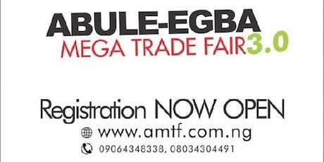 Abule-Egba Mega Trade Fair (AMTF) tickets