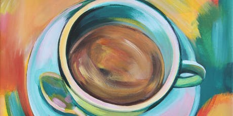 Spiced Latte Painting Party at Brush & Cork tickets