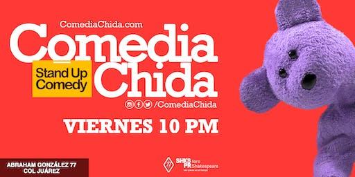 Comedia Chida –Noche de Graduación 25 de Octubre