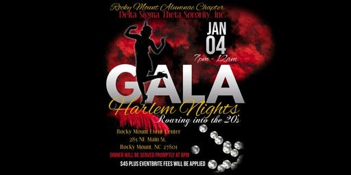 Harlem Nights - Roaring Into the 20s