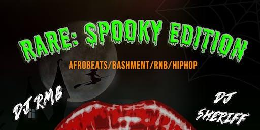 Rare; Spooky Edition