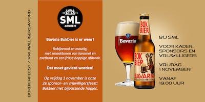 SML Bokbieravond 2019 / Vrijwilligersavond