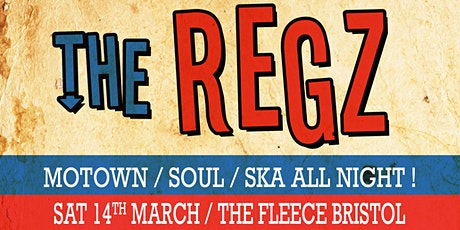 The Regz tickets
