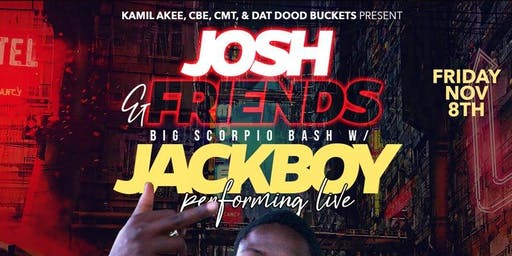 Jackboy Performing Live At Club FuZion
