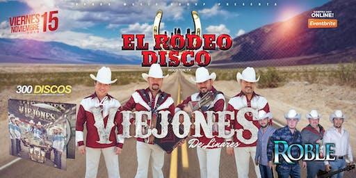Los Viejones De Linares CD RELEASE