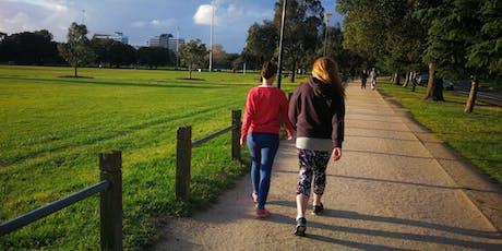 Women Who Walk, Princes Park: Evening walks, Spring 2019 tickets