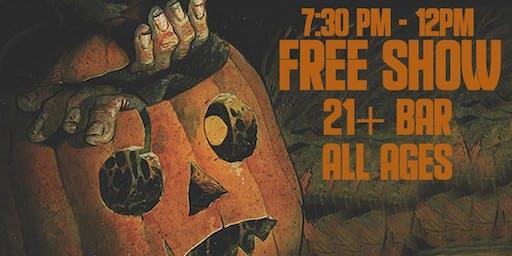 FREE Halloween Show!
