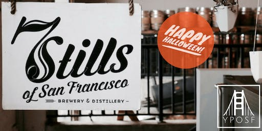 Young Professionals of San Francisco (YPOSF) - October Happy Hour