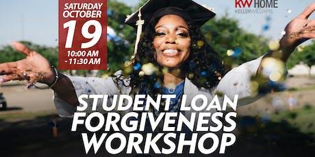 Student Debt Loan Forgiveness Information Workshop tickets