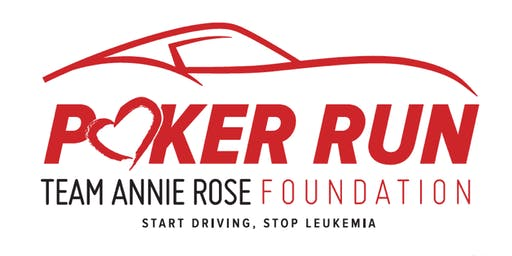 Start Driving Stop Leukemia Poker Run