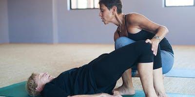 Yoga Therapy Training Online $300 Deposit