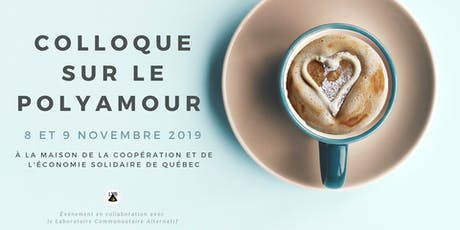 Colloque sur le polyamour à Québec billets