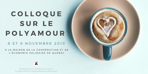 Colloque sur le polyamour à Québec