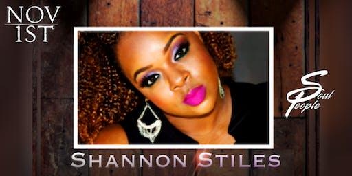Caribbean Soul Fridays / with Shannon Stiles