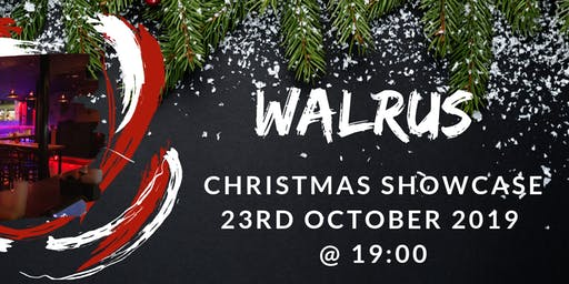 Walrus Christmas Showcase
