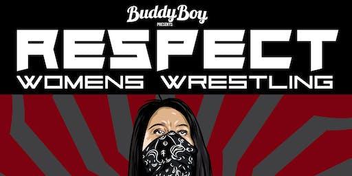 Respect Women's  Wrestling Vol. 10