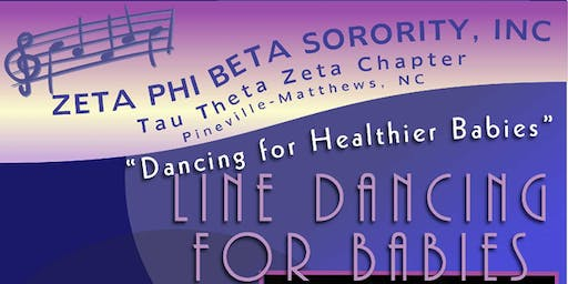 6th Annual Line Dancing for Babies
