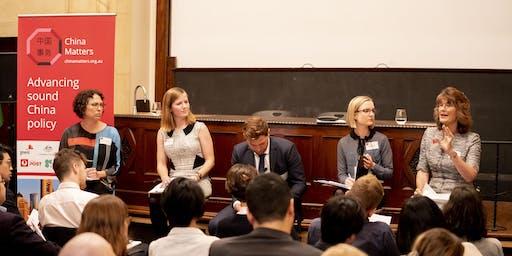 China Matters Young Professionals Debate | November 2019