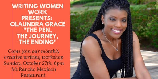 Writing Women Work presents: Olaundra Grace
