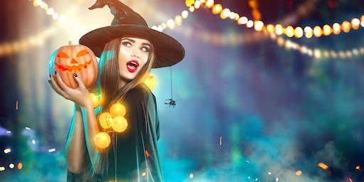 Halloween Speaktacular with SaintsAlive! Toastmasters