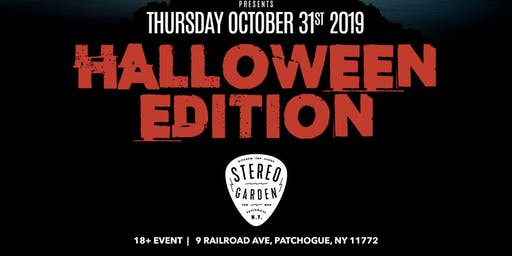 18 and Over Halloween Party at Stereo Garden