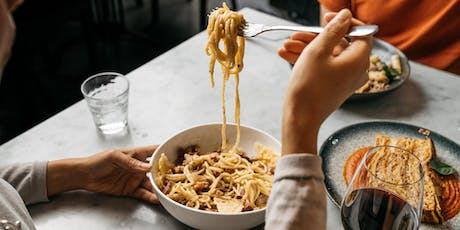 Pasta Making with Lunch + Drinks at +39 Pizzeria tickets