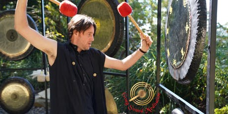 Gong Sound Meditation Tour- Brisbane tickets