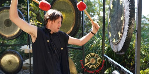 Gong Sound Meditation Tour- Brisbane