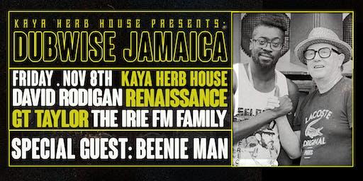 Dubwise Jamaica KAYA HERB HOUSE - DRAX HALL