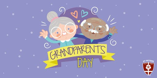 Grandparents Day morning tea