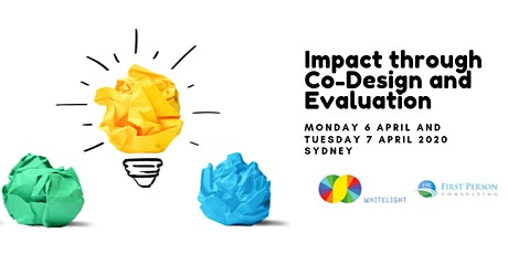 Co-Design and Evaluation for Impact tickets