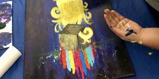 4 Wk Prophetic Painting Course: 4 Wk/Thurs. Evenings, Nov-Dec 2019