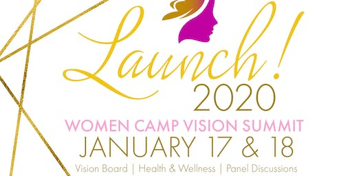 "Women CAMP Launch 2020 ""We're Going Up!"""