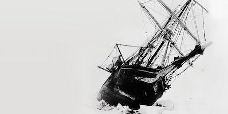 Shackleton's Carpenter tickets
