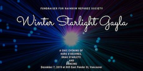 Winter Starlight Gayla tickets